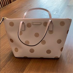 Kate Spade Hanoi Haven Striped Tote